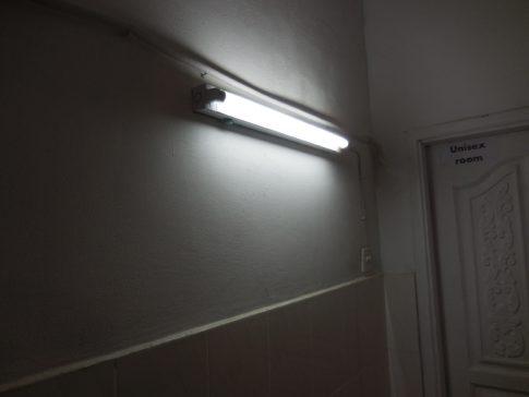 こんな感じのライトですが