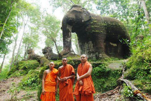 Srah Domrei1 (Phnom Kulen) (19)