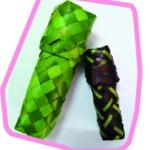 一村一品(One Village One Product) in cambodia—椰子の葉っぱで作る小箱