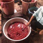 【インターンシップブログ】カンボジア伝統織物から 自分だけのオシャレを見つけよう!