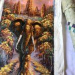 【インターンシップブログ】カンボジアの観光地で一番温かいアートをがあるお店ベスト1!